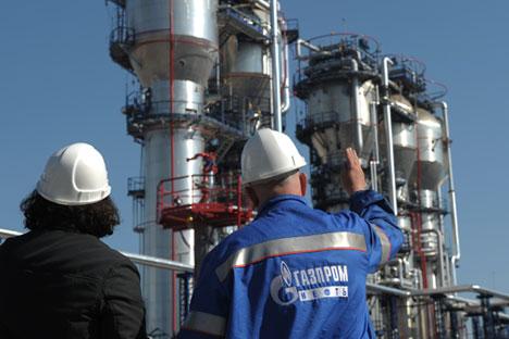 Според податоците што ги објави Гаспром, вкупниот долг на Украина изнесува 3.5 милијарди долари. Извор: РИА Новости