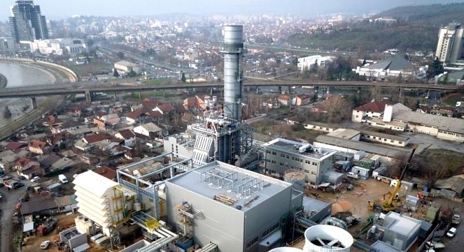 Vrijednost makedonske termoelektrane procjenjuje se na blizu 9,6 milijardi rubalja (263 milijuna dolara). Fotografija: te – to.com.mk