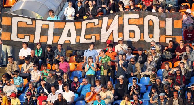 Денот на победата во Русија може да се спореди според популарноста со Нова година, но по општественото значење е далеку пред неа. Извор: ИТАР-ТАСС