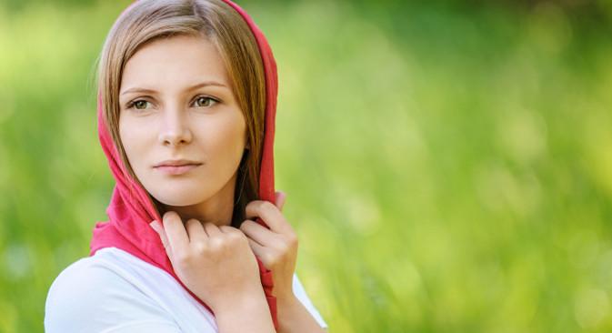 Покрај правилната нега на лицето и на телото на убавината на Русинките во голема мера влијаат климата и генетиката. Извор: Lori / Legion Media.