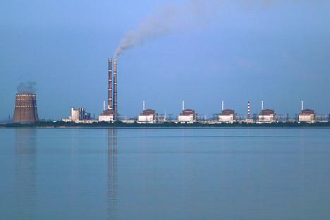 Запорошка нуклеарна централа. Фотографија: Rehman
