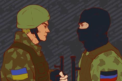 Карикатура: Наталија Михајленко