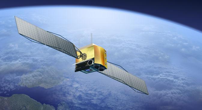 Космичкиот мониторинг со цел прогнозирање на сеизмичките активности ќе се врши со помош на наносателит од заедничко производство. Извор: Shutterstock