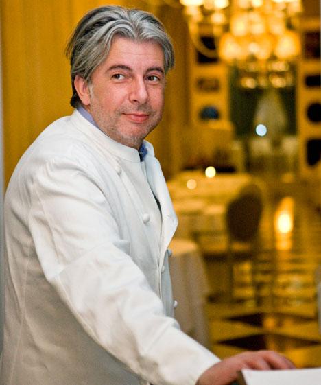 Анатолиј Ком: Пред осум години сите ме правеа луд кога велев дека ќе готвам од наши производи. Извор: Press Photo.