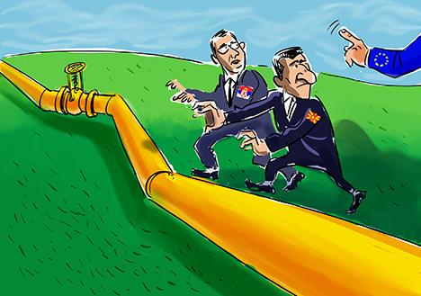 Карикатура: Алексеј Иорш