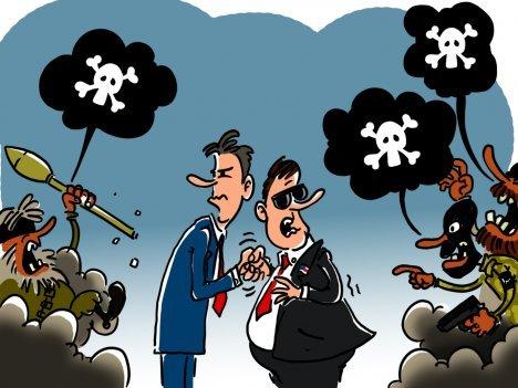 Карикатура: Константин Малер