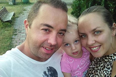 Владимир, Екатерина и Алиса Набакови. Фотографија од лична архива