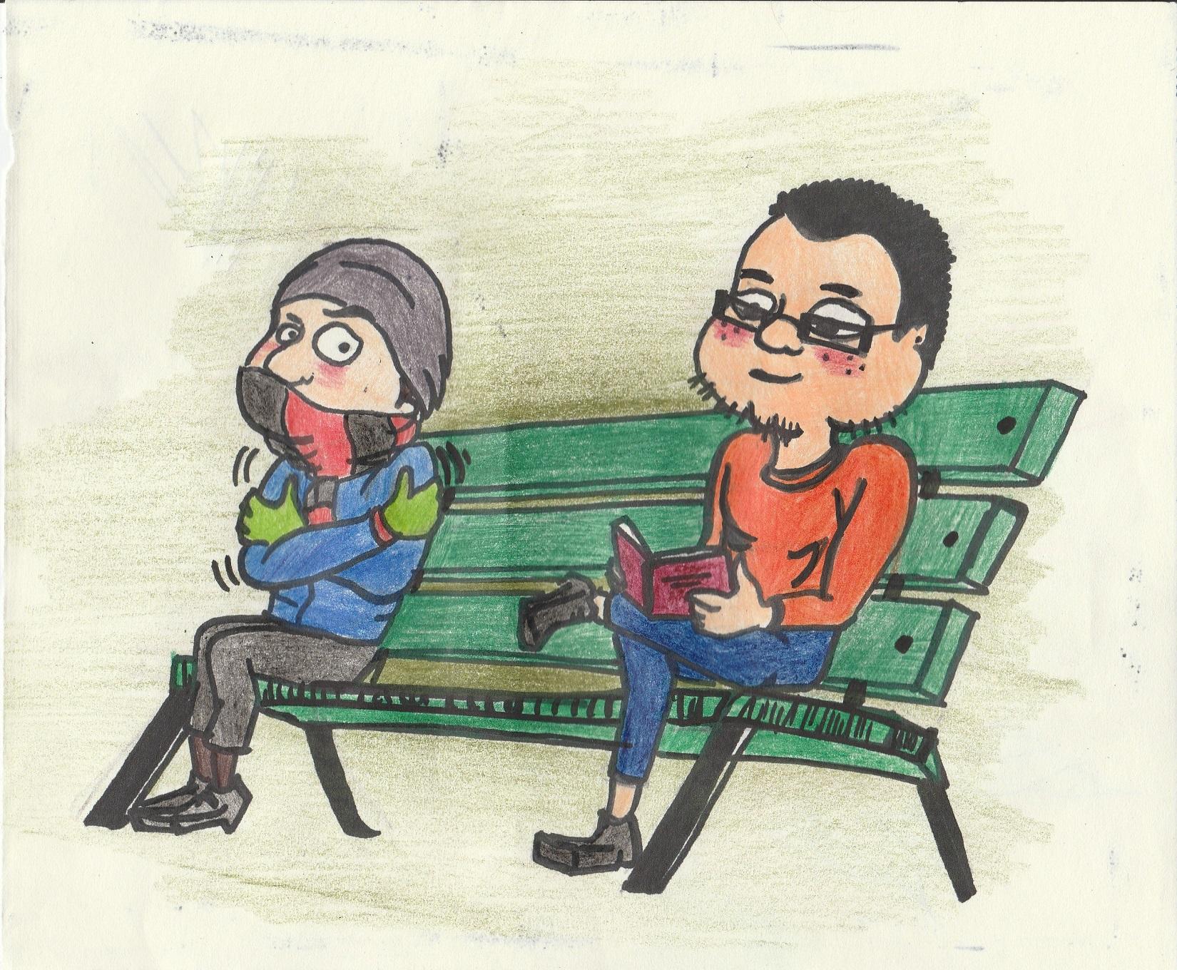 Лажни преведувачки парови: Ладно-ладно.