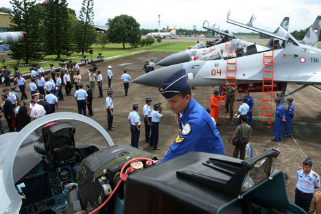 Kembali menguatnya hubungan militer Rusia-Indonesia sangat dipengaruhi oleh perpecahan antara Indonesia dan AS.