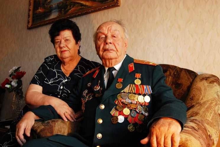 Хероји најстрашнијег рата у историји. Извор: Јелена Почетова и Андреј Шапран.
