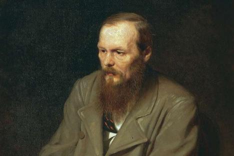 Fjodor Dostojevski. Delo Vasilija Perova, 1872.