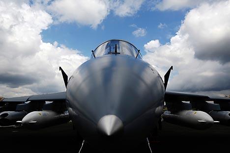 Јак-130, један од најуспешнијих руских борбених авиона у последњих неколико година. Извор: Reuters/Vostock-Photo.