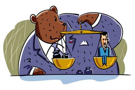 Карикатура: Алексеј Јорш.