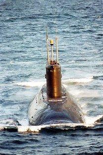 Шум мотора подморница пројекта 636 стапа се са шумом мора, тако да оне могу да открију циљ на три или четири пута већој удаљености од оне на којој саме могу бити откривене. Фотографија из слободних извора.