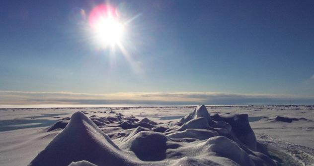 Русија није прва земља која је најавила отварање војних база на Арктику: Канада је почетком године најавила да ће изградити арктичку базу на острву Корнуолис. Фотографија из слободних извора.