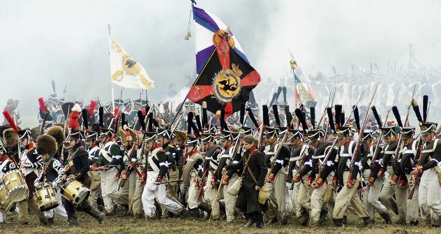 Рат Русије против Наполеона с правом се сматра једним од централних догађаја светске историје. Наполеонов поход на Русију и рат који је уследио 1813–1814, све до Првог светског рата био је највећи војни сукоб у историји човечанства. Извор: Getty Images / Fotobank.