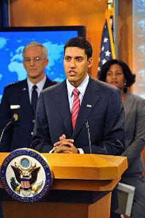 Администратор USAID-а, Раџив Шах. Фотографија из слободних извора.