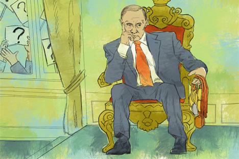 Карикатура: Наталиja Михаjленко.