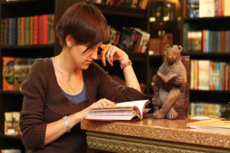 """Велика књижевност је један од најпрепознатљивијих и најшире познатих руских доприноса светској култури. Извор: РИА  """"Новости""""."""