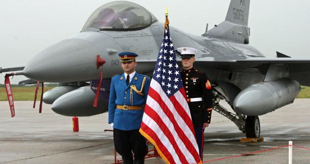 Осим Србије, на аеро-митингу у Батајници учествовало је још 16 земаља, међу којима и 9 чланица НАТО-а. Извор: Reuters / Vostock-Photo.