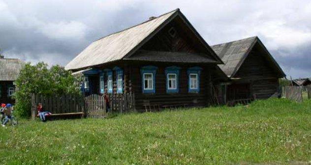 40 милиона становника Русије живи на селу. Извор: Росијска газета.
