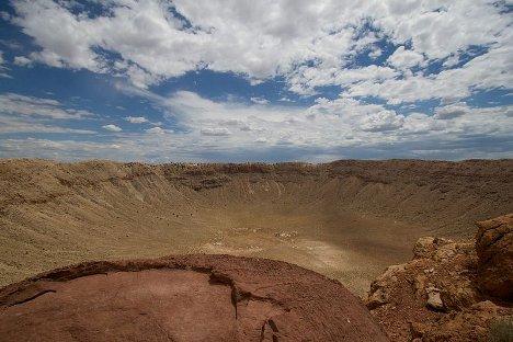 Истраживачи Руске академије наука приводе крају дугогодишње експерименте у којима су реконструисани услови бомбардовања древне Земље метеоритима. Фотографија из слободних извора.