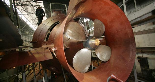 """Поред """"Калитке"""" (која се популарно зове """"Лошарик"""") у Русији на дубини од 2-3 km могу да раде само подводне станице """"Мир"""". Извор: ИТАР-ТАСС."""