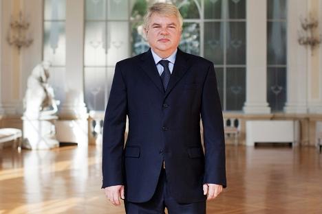 Алексеј Мешков, први представник Русије у FAO. Фотографија: Микеле Палаци.