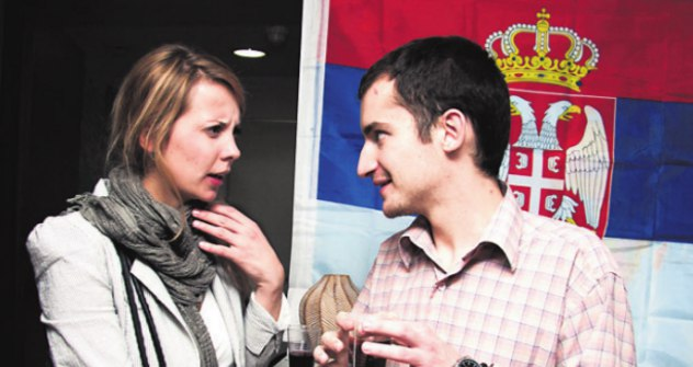 Правилан српски акценат практично је недостижан за Русе. Фотографија: Александра Чарска.