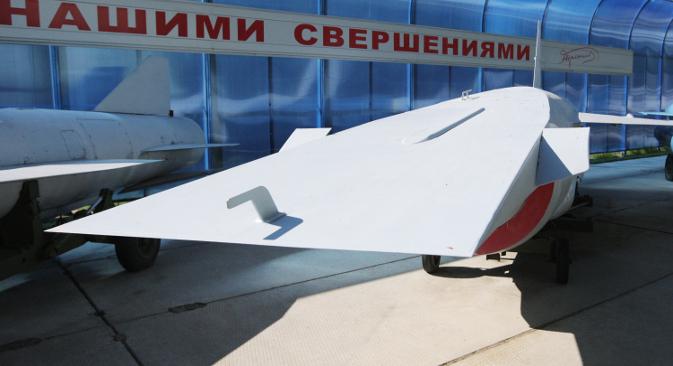 На полигонот во Ахтубинск во Астраханската област некаде во јули-август годинава се очекува првото пробно лансирање на ракетата која може да развие брзина од над 5 маха. Извор: РИА Новости.