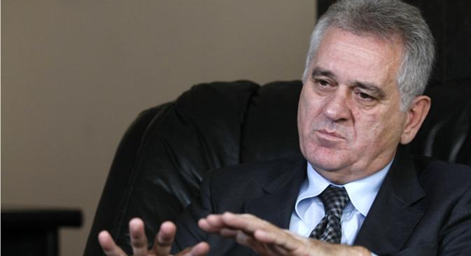 Томислав Николић: Србија схвата специфичну ситуацију Косова. Извор: Reuters.
