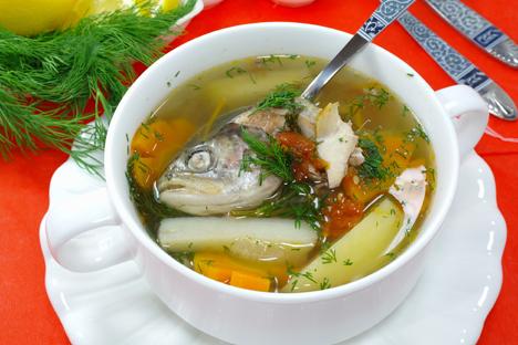 Риба је од најстаријих времена била суштински елемент исхране руског народа. Извор: Lori / Legion Media.