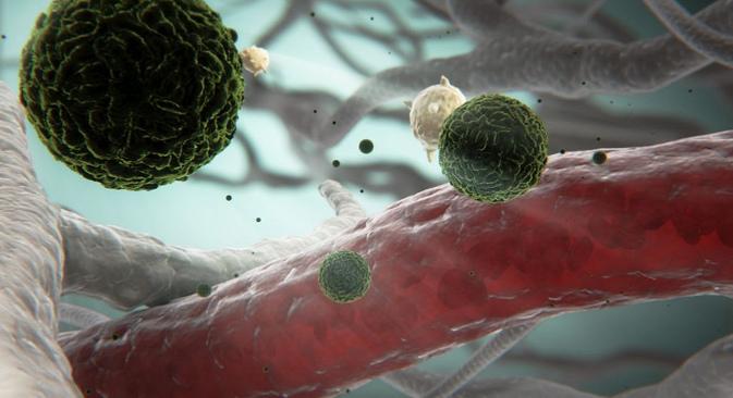 """Вирус денга грознице, један од производа """"азијског биолошког котла"""". Денга грозница се најчешће среће у Југоисточној Азији, Африци, Океанији и Карипском басену. Извор: Sanofi Pasteur."""