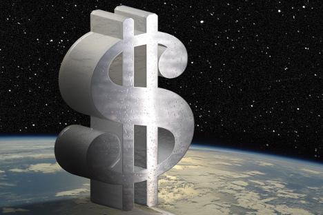 Од укупне суме чак 3,855 милијарди рубаља (122 милиона долара) је стигло у НВО преко дипломатских представништава (амбасада) страних држава. Илустрација:  DonkeyHotey.