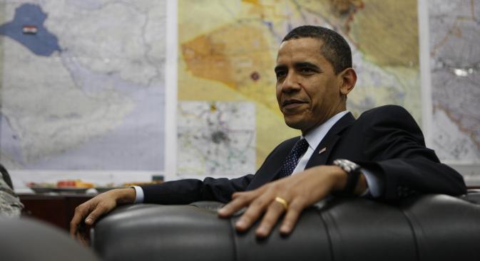 """Барак Обама намерава да стави САД на чело гигантских """"прстенова"""", тј. двеју гигантских регионалних економских коалиција – Транспацифичког и Трансатлантског партнерства. Извор: AP."""