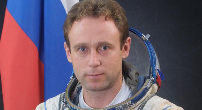 """Сергеј Залетин: """"Када човек први пут лети у космос, он ништа не схвата и зато се не боји."""" Извор: ESA."""