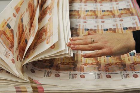 """Профитабилност пословања у Русији у просеку износи 20–30%, кажу стручњаци, што је 4–5 пута више од просека у Европи. Извор: РИА """"Новости""""."""