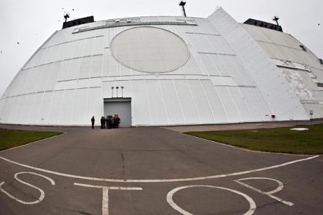 Radarski sustav u gradu Armaviru u Krasnodarskom kraju potpuno će zamijeniti radar u Gabali i sustave u Ukrajini, u gradovima Mukačevu i u Sevastopolju, koje je Rusija napustila. Izvor: Rosijska gazeta.