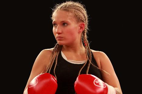 Анастасија Јањкова: Тајландски бокс сигурно никада неће постати олимпијски спорт: он је исувише оштар. Извор: Russian Look.