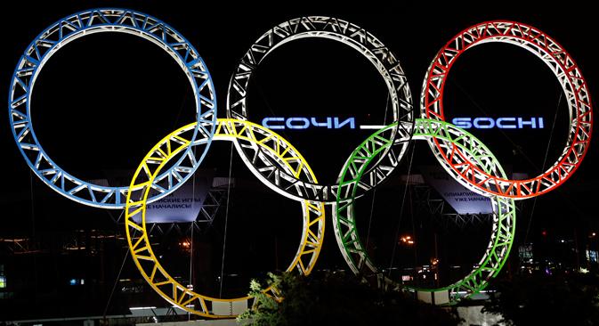 Само нешто повеќе од седум милијарди американски долари ќе бидат потрошени за изградба на олимписките објекти. Извор: Михаил Мордасов.