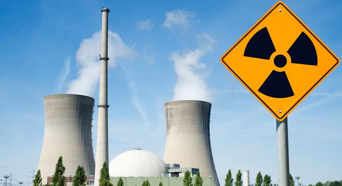 Јукија Амано: Гас из уљног шкриљца није алтернатива нуклеарној енергетици. Извор: Alamy / Legion Media.