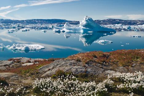 Експерти истичу да главна компонента концепције развоја руског Арктика треба да буде развој инфраструктуре, пре свега саобраћајне. Извор: Photoshot / Vostock-Photo.
