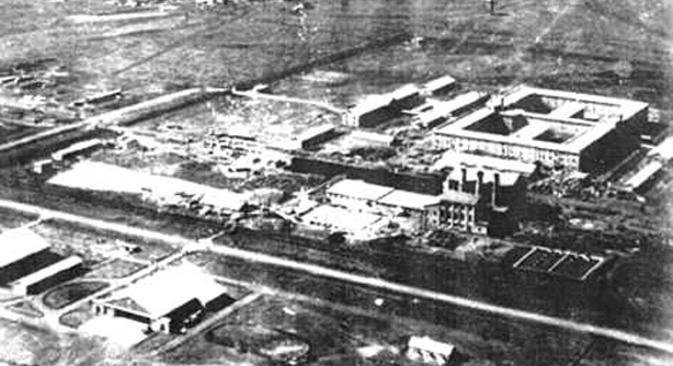 """Тајни комплекс """"Одреда 731"""" састојао се од преко сто објеката. У овим зградама је Јапан спремао бактериолошки напад на СССР."""