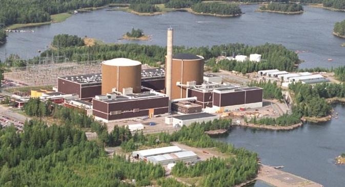 """Нуклеарна електрана """"Ловииза"""" у Финској. Ова електрана, коју су изградили совјетски стручњаци, и данас је, по оценама многих независних експерата, једна од најбољих и најбезбеднијих у Европи. Фотографија из слободних извора."""