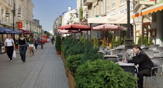 """Странци су у Москви отворили велики број успешних ресторана са својом националном кухињом. Извор: Witold Jancszys, специјално за """"Руску реч""""."""