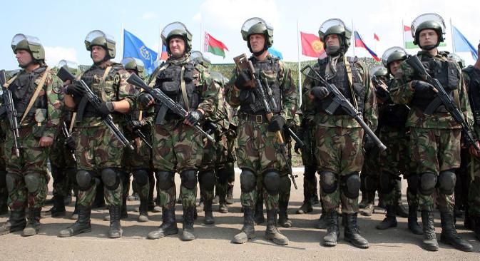 Војне и полицијске структуре Русије и њених савезника из ОДКБ имају довољно разлога да се темељито припремају за рат против екстремиста на сопственој територији.