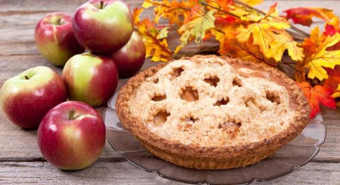 Ниједна прослава Јабучног Спаса није потпуна без традиционалног руског колача од јабука. Извор: Getty Images/Fotobank.