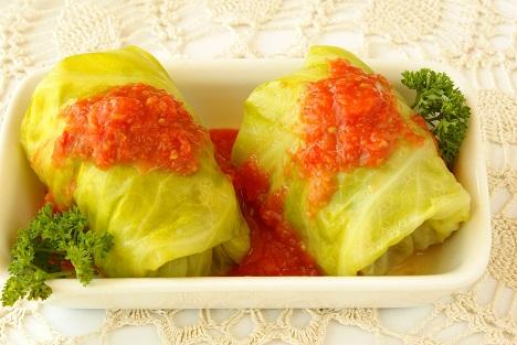 Vegetarian Cabbage Rolls. Source: PhotoXpress