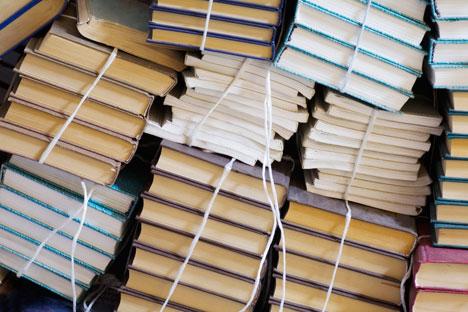 У Русији су књиге увек имале посебан статус: стога је и забрана неке издате књиге озбиљан друштвени догађај. Извор: Getty images / Fotobank.