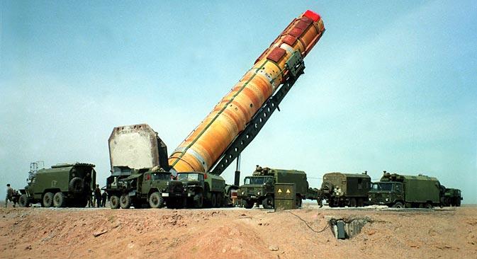 До краја 2016. планира се два пута већи удео нових ракетних комплекса, а до 2021. ће обнављање ударне групације практично бити завршено. Извор: ИТАР-ТАСС.